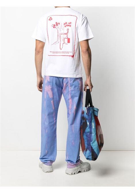 Aries Chi T-shirt  Aries | 8 | SRAR60001WHT