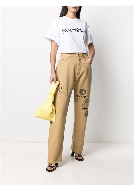 T-shirt No Problemo Aries Aries | 8 | SRAR60002WHT