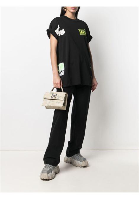 T-shirt Aries Aries | 8 | SRAR60003BLK
