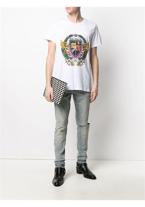 Balmain Paris T-shirt  Balmain Paris | 8 | VH0EF000G055GCS