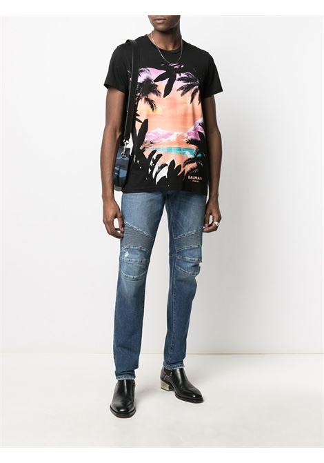 T-shirt Balmain Paris Balmain Paris | 8 | VH1EF000G043AAA