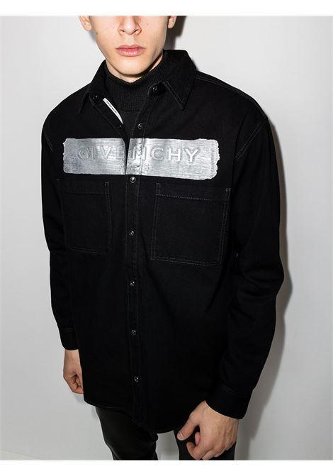 Givenchy Shirt Givenchy | -1043906350 | BM60NV505U001