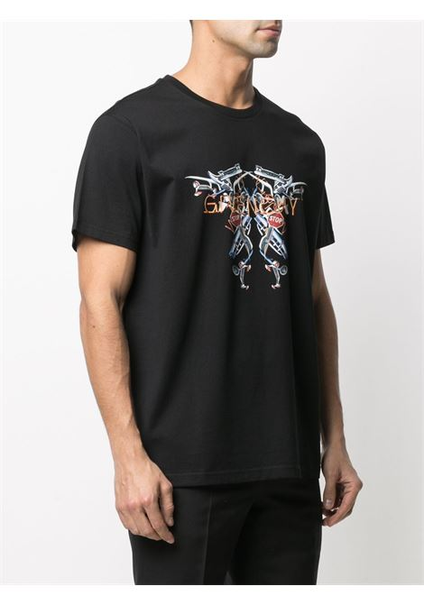 T-shirt Neon Lights Givenchy Givenchy | 8 | BM710M3002001