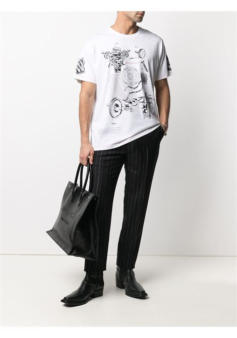 T-shirt Schematics Givenchy Givenchy | 8 | BM710Q3002100