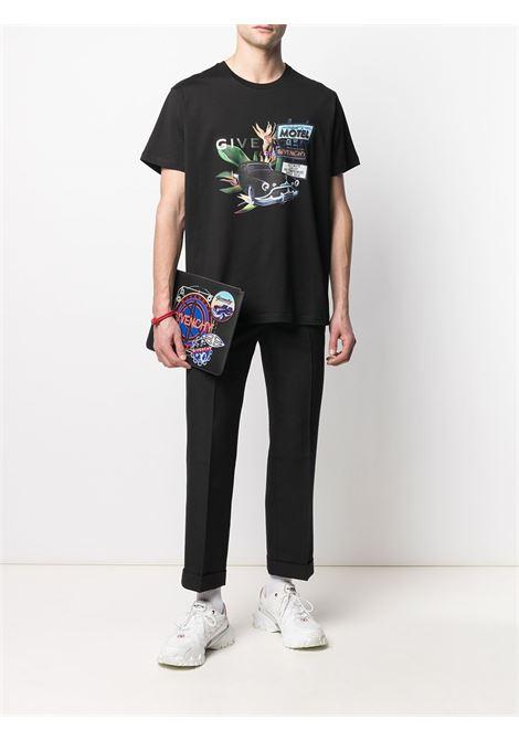 T-shirt Motel Givenchy Givenchy | 8 | BM710X3002001