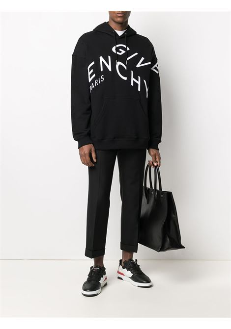 Givenchy Refracted Sweatshirt Givenchy | -108764232 | BMJ07G30AF004