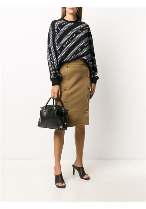 Givenchy Chaine sweatshirt Givenchy | -108764232 | BW90AM4Z7N004