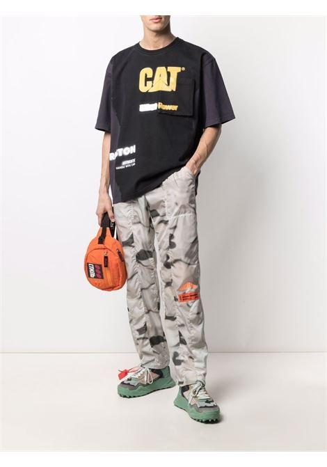 Heron Preston X Caterpillar T-shirt Heron Preston   8   HMAA028S21JER0011018