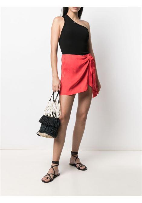Laneus Mini Skirt Laneus   15   GND15ROSSO