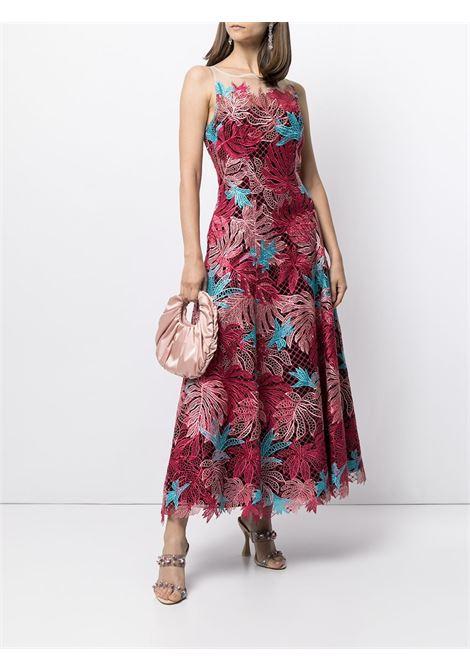 Marchesa Notte Midi Dress Marchesa Notte | 11 | N45M2399CORAL