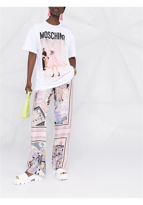 T-shirt Moschino Moschino   8   A07144401001