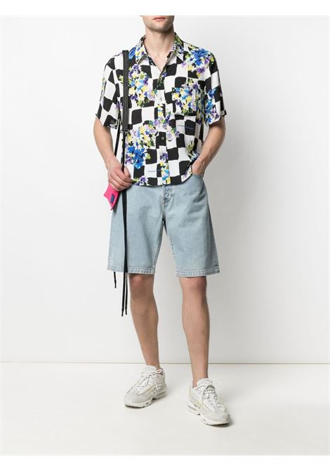 Camicia Off-White Off-White | -1043906350 | OMGA163S21FAB0018400