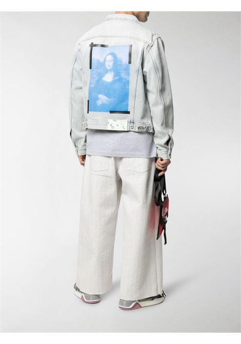 Giubbino Monalisa Off-White Off-White | 13 | OMYE054R21DEN0024010