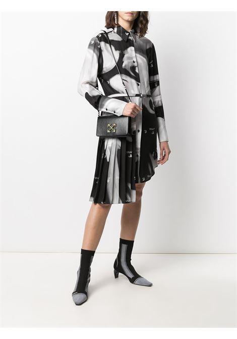Off-White Liquid Melt Mini Dress Off-White | 11 | OWDB280R21FAB0031009