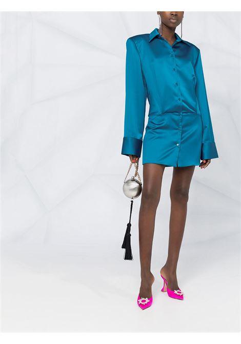 The Attico Margot Mini Dress The Attico | 11 | 211WCA54E019151