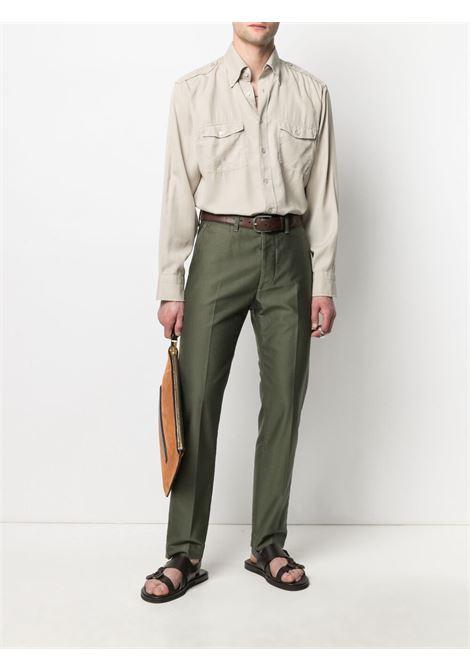 Tom Ford Trouser Tom Ford | 1672492985 | BW141TFP224V08