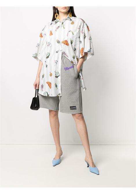 Camicia Vetements Vetements | -1043906350 | UE51SH200GLIGHTGREY