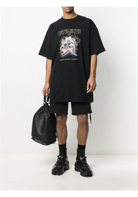 T-shirt Vetements Vetements | 8 | UE51TR560BBLACK
