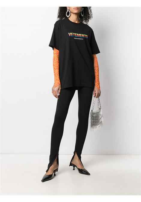 Vetements T-shirt Vetements   8   UE51TR620BBLACK