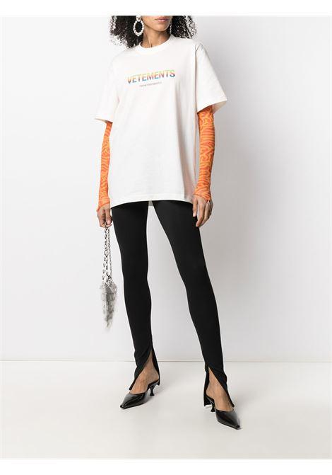 Vetements T-shirt Vetements   8   UE51TR620WWHITE