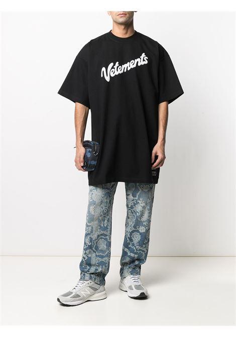 T-shirt Vetements Vetements | 8 | UE51TR760BBLACK