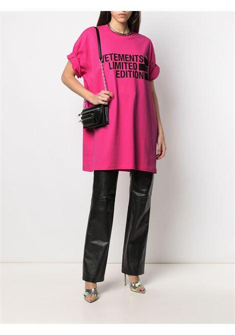 T-shirt Vetements Vetements | 8 | UE51TR810PHOTPINK