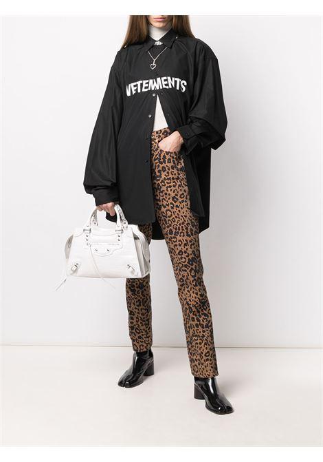 Vetements Jeans Vetements | 24 | WE51PA140LLEOPARD