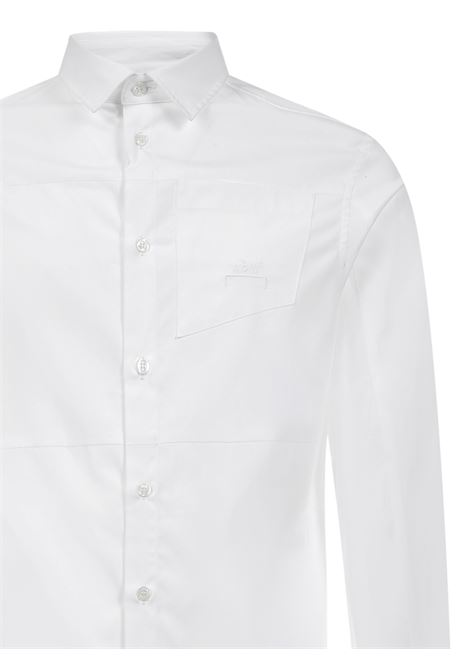 A Cold Wall Essential Shirt A Cold Wall | -1043906350 | ACWMSH030WHITE