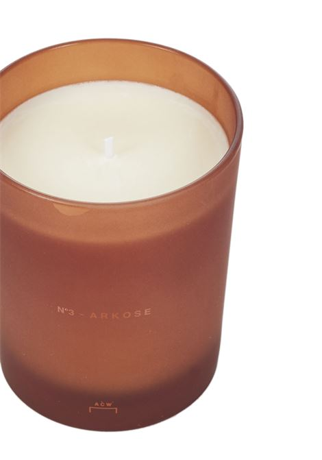 A Cold Wall N°3 Arkrose Candle A Cold Wall | 1962239850 | ACWUA053UMBE