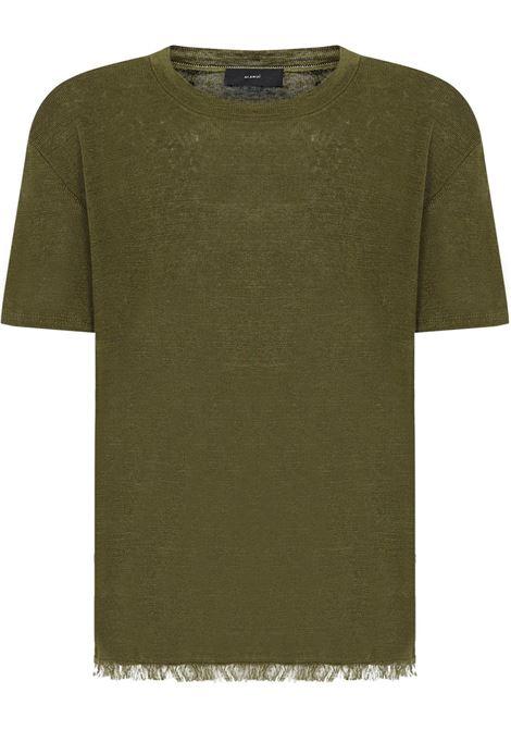 T-shirt Alanui Alanui   8   LMHA014S21KNI0015555