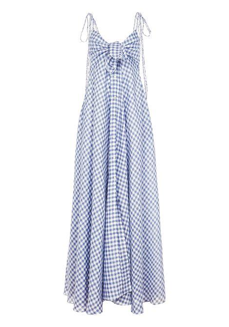 Alanui Dallas Long Dress Alanui | 11 | LWDB011S21FAB0014401