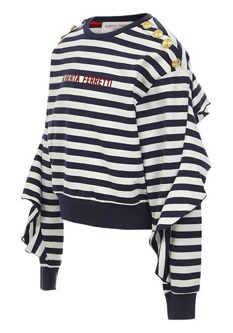Alberta Ferretti Junior Sweatshirt Alberta Ferretti Junior | -108764232 | 027840060