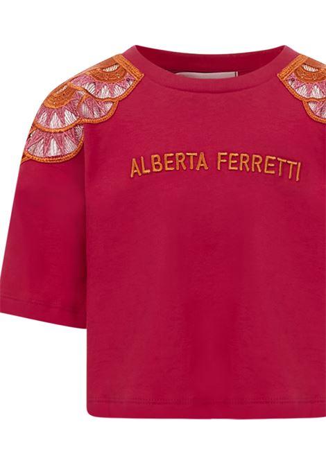 Alberta Ferretti Junior T-shirt  Alberta Ferretti Junior | 8 | 027980044