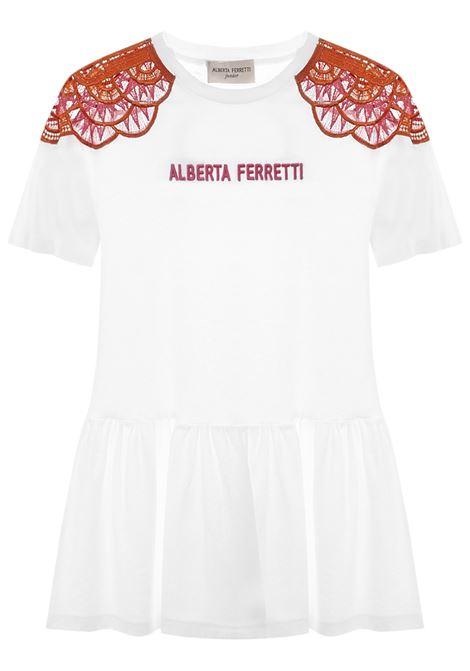 Abito Alberta Ferretti Junior Alberta Ferretti Junior   11   027981002
