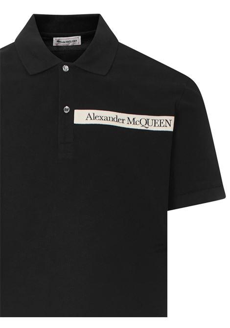 Alexander McQueen Polo shirt  Alexander McQueen | 2 | 625246QPX331000