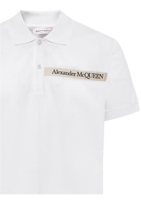 Alexander McQueen Polo shirt  Alexander McQueen | 2 | 625246QPX339000
