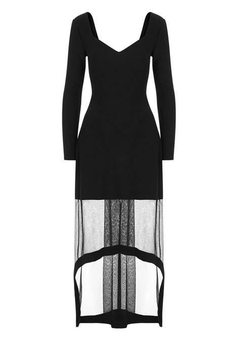 Alexander McQueen dress Alexander McQueen | 11 | 641918Q1AR61000
