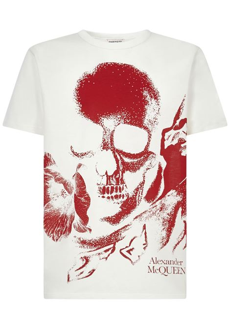 Alexander McQueen T-shirt  Alexander McQueen | 8 | 650424QQZ660900