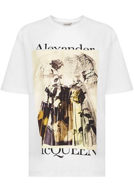 Alexander McQueen T-shirt Alexander McQueen | 8 | 651390QZACL0900