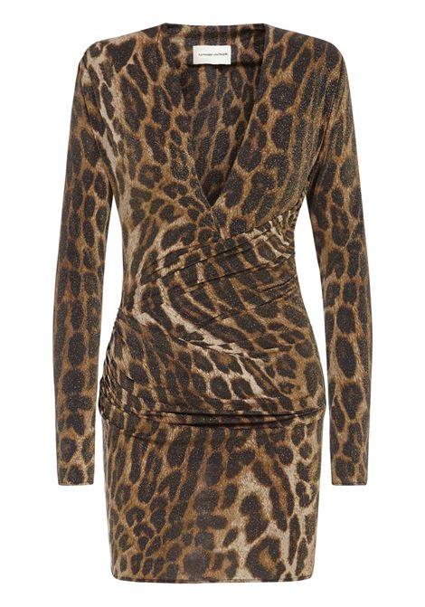 Alexandre Vauthier Mini Dress Alexandre Vauthier   11   203DR13241324LEOPARD