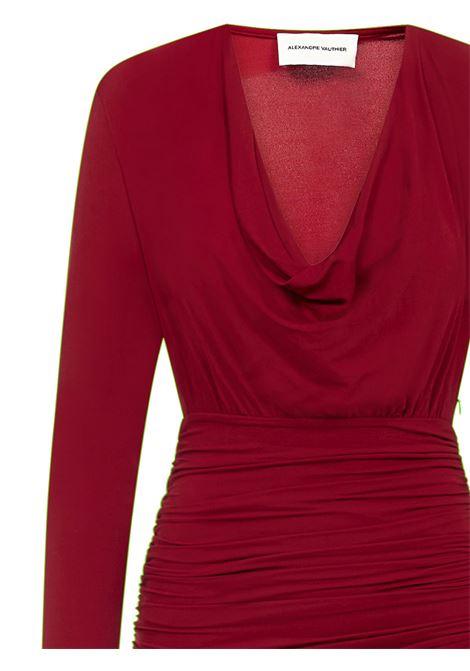 Alexandre Vauthier Mini Dress Alexandre Vauthier | 11 | 203DR13301029LACQUER