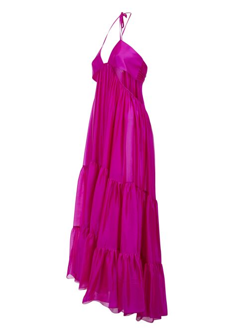 Alexandre Vauthier Long Dress Alexandre Vauthier   11   211DR1433MAGENTA