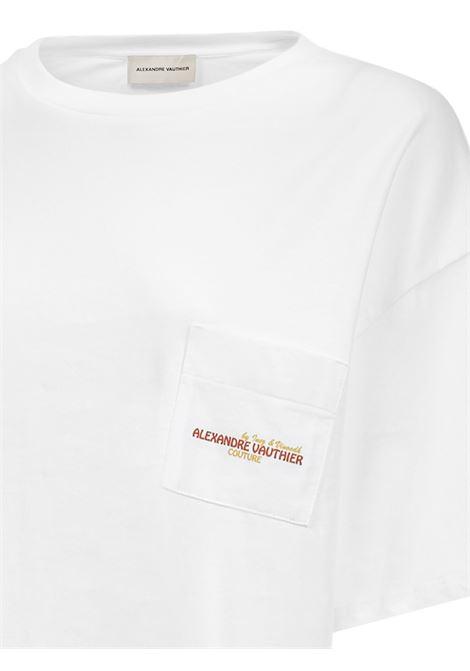 Alexandre Vauthier T-shirt  Alexandre Vauthier | 8 | 212TS1450WHITE