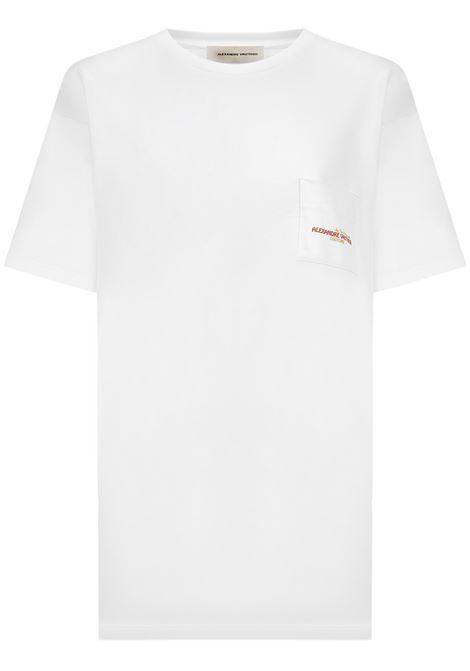 Alexandre Vauthier T-shirt  Alexandre Vauthier | 8 | 212TS1452WHITE