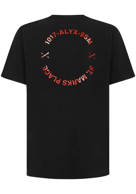 Alyx Address Logo T-shirt  Alyx | 8 | AAMTS0207FA01BLK