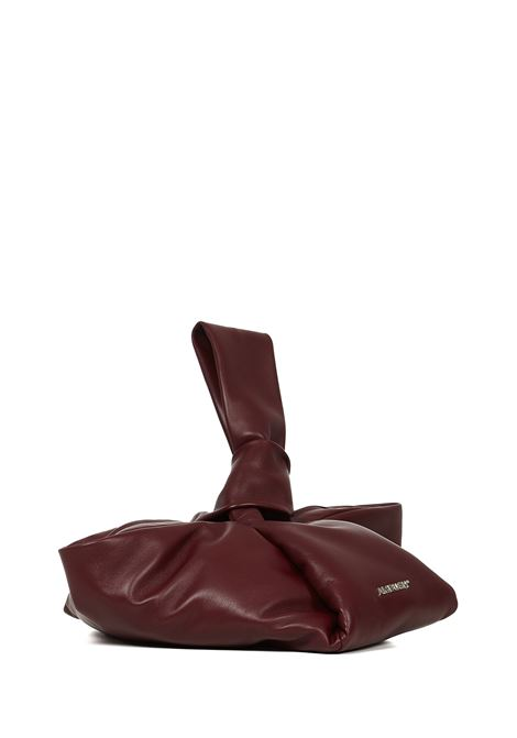 Ambush Twist Tote Bag Ambush | 77132927 | BWNP001S21LEA0012572