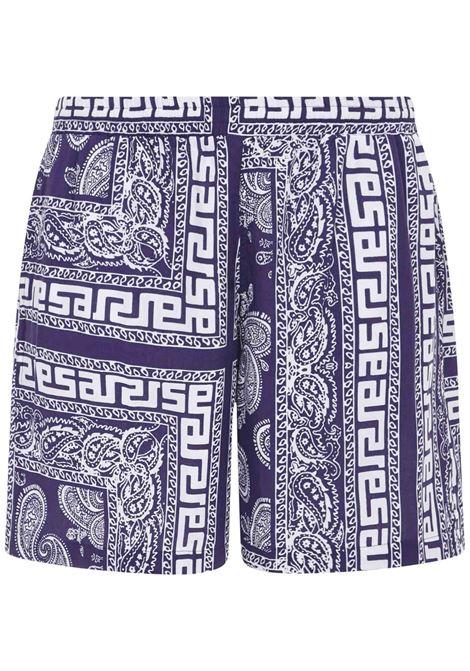 Shorts Bandana Print Aries Aries | 30 | SRAR30110NVY