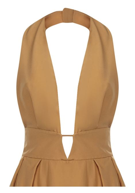 Azzaro Hannah Mini Dress Azzaro | 11 | HW21SD536AB31BEIGE