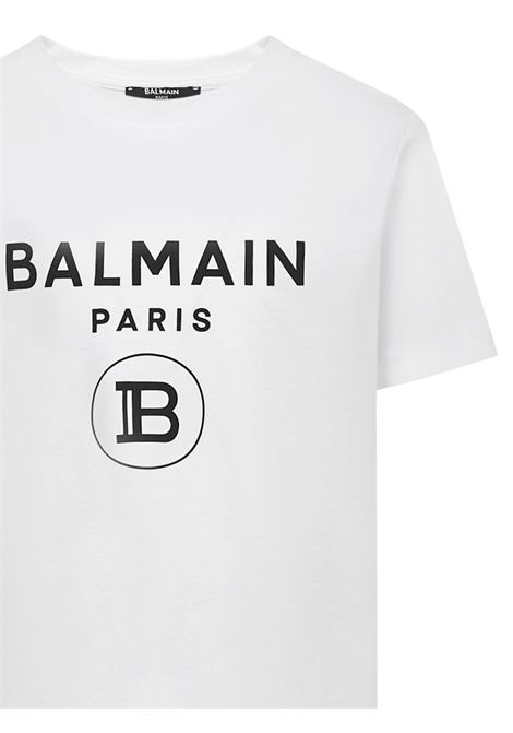 Balmain Paris Kids T-shirt Balmain Paris Kids | 8 | 6M8701MX030100NE
