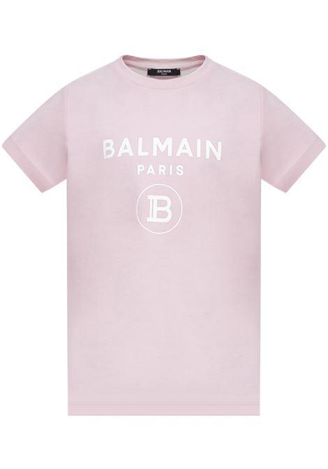 Balmain Paris Kids T-shirt  Balmain Paris Kids | 8 | 6M8701MX030506BC